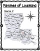 The Language of Louisiana Documents and Graphic Organizer