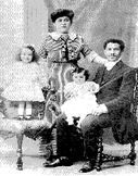 The Laroche Family -one of the only African American famil