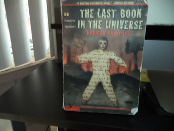 The Last Book in the Universe ISBN 0-439-08759-7