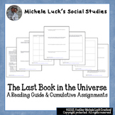 The Last Book in the Universe Reading Guide & Cumulative A