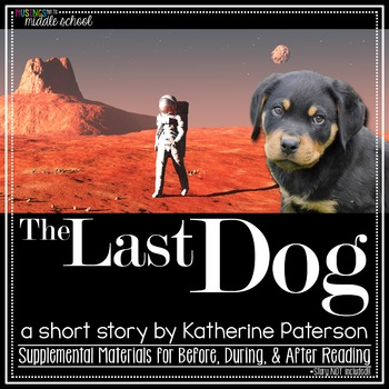 The Last Dog by Katherine Paterson