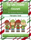 Andrew Clements THE LAST HOLIDAY CONCERT - Discussion Cards