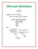 The Last Identities (B-9)
