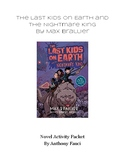 The Last Kids On Earth - The Nightmare King by Max Brallier
