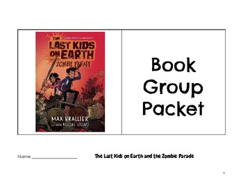 The Last Kids on Earth and the Zombie Parade for Reluctant Readers