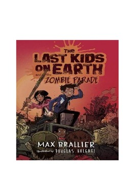 The Last Kids on earth and the zombie parade Max Brallier Q's and Vocab