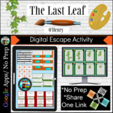 The Last Leaf by O'Henry Digital Escape/Breakout Activity