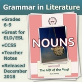 The Gift of the Magi by O. Henry - Nouns - Grammar in Lite