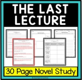 The Last Lecture- 6 Pack Quotes Posters