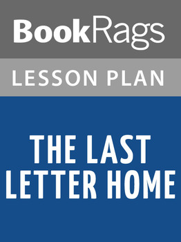 The Last Letter Home Lesson Plans