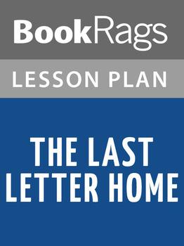 The Last Letter Home Lesson Plans