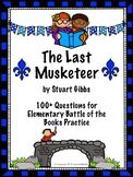 The Last Musketeer -  Over 100  EBOB Questions