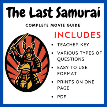 The Last Samurai - Movie Guide