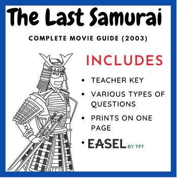 The Last Samurai - Movie Guide