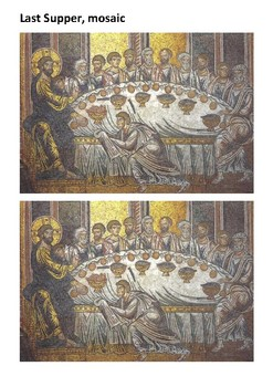 The Last Supper Handout