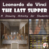 The Last Supper - Leonardo da Vinci - Great Sunday School Activity!!