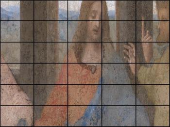 The Last Supper - Leonardo da Vinci - Great Sunday School Activity!!