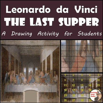 The Last Supper - Leonardo da Vinci - Great Sunday School