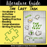 The Last Task Literature Guide Simple Words Book | Virtual
