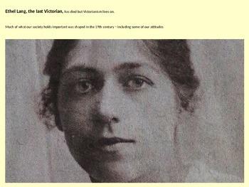 The Last Victorian Dies