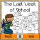 The Last Week of School Bilingual Bundle