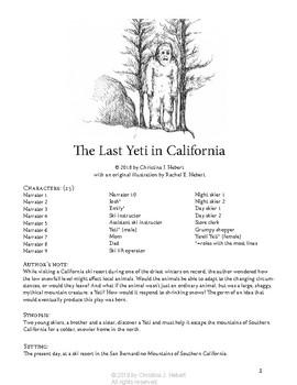 The Last Yeti in California