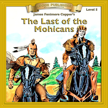 The Last of the Mohicans Audiobook