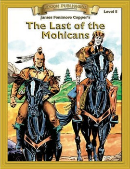 The Last of the Mohicans Read-along with Activities and Narration
