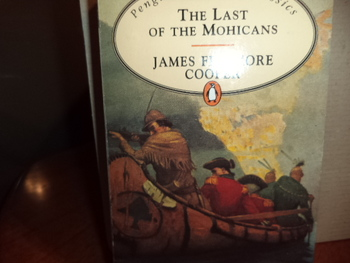 The Last of the Mohicans  ISBN 0-14-062045-1