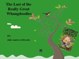 The Last of the Really Great Whangdoodle PowerPoint