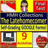 The Latehomecomer 8th Grade HMH Collections 1 - Activities and Test -  HRW