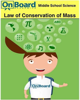 The Law of Conservation of Mass-Interactive Lesson