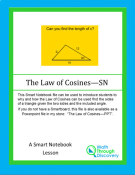 The Law of Cosines - SN
