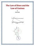 The Law of Sines and the Law of Cosines (B-10)