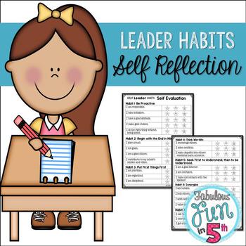 Leader Habits: Self Reflection Survey