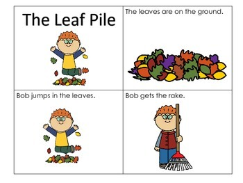 Sequening Story - The Leaf Pile