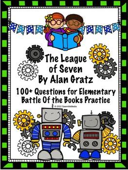The League of Seven - EBOB