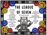 The League of Seven by Alan Gratz Novel Study