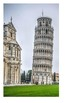 The Leaning Tower of Pisa Word Search
