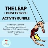 The Leap - Activities, Worksheets, Homework, Quiz