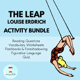 The Leap by Louise Erdrich - Activities, Worksheets, Homework, Quiz