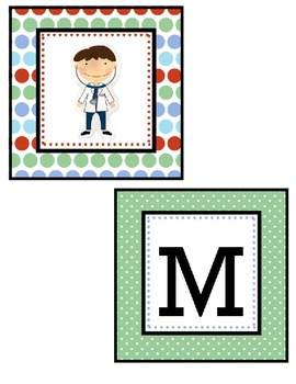 The Learning Clinic/Making The Rounds: Special Schedule with editable clipboards