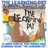 The Learning Pit Bulletin Board