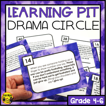 The Learning Pit Drama Circle