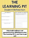 The Learning Pit - Student Reflection