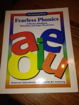 The Learning Works Fearless Phonics Handbook