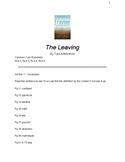 The Leaving by Tara Altebrando