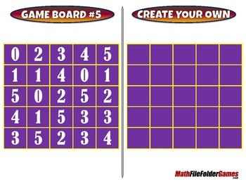 The Left Over - 4th Grade Math Game [CCSS 4.NBT.B.6].