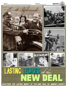 The Legacy of the New Deal Bundle