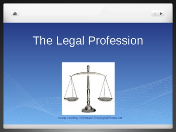 The Legal Profession, The Law and Their Depiction in the Movies and Books